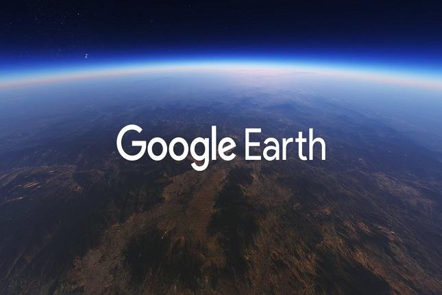 Google Earth disponible en cualquier navegador