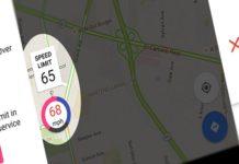 Google Maps añade velocímetro