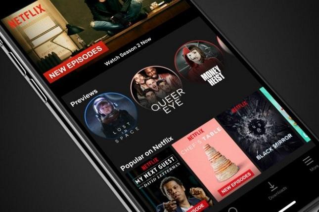 Netflix adapta las historias de Instagram a su plataforma