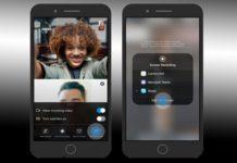Skype permite compartir la pantalla del móvil en Android