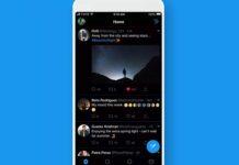 Twitter prueba el nuevo tema para su web