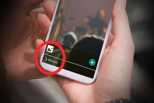 WhatsApp evitará que te equivoques al enviar una foto