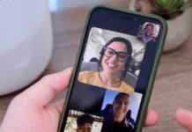 Apple corrige visión en videollamadas