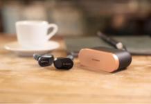Auriculares inalámbricos de Sony
