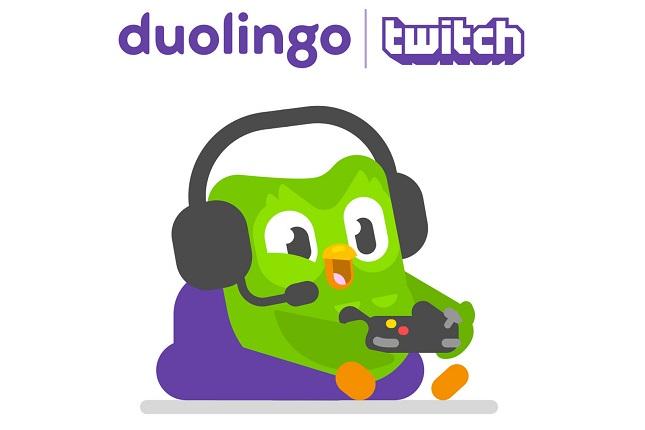 Duolingo y Twitch se fusionan
