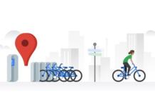 Google maps alquiler de bicicletas