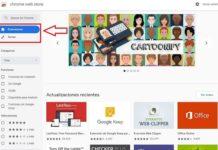 Google quitará extensiones que quebranten política de datos
