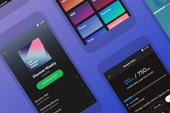Spotify Lite para Android