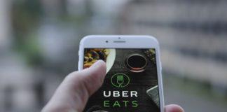 Dine-In de Uber Eats