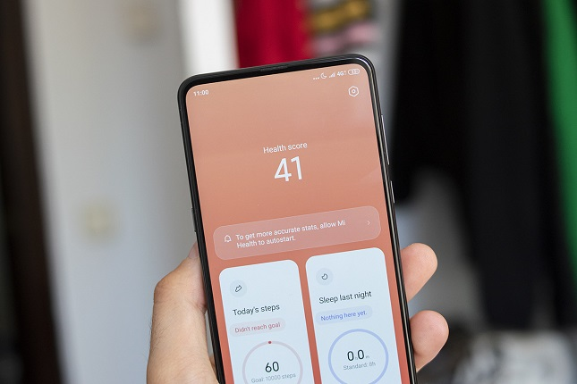 Xiaomi lanza aplicación Mi Health