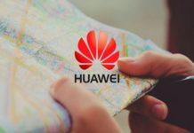 Huawei desarrolla nuevo servicio de navegación y mapas para octubre