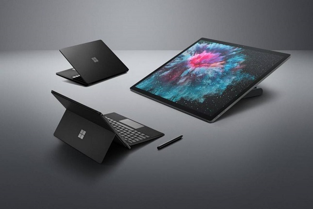 Microsoft expondrá las innovaciones de la gama Surface el 2 de octubre