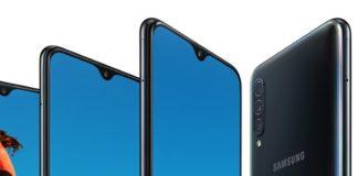 Samsung moderniza su gama Galaxy A30s con cámara triple