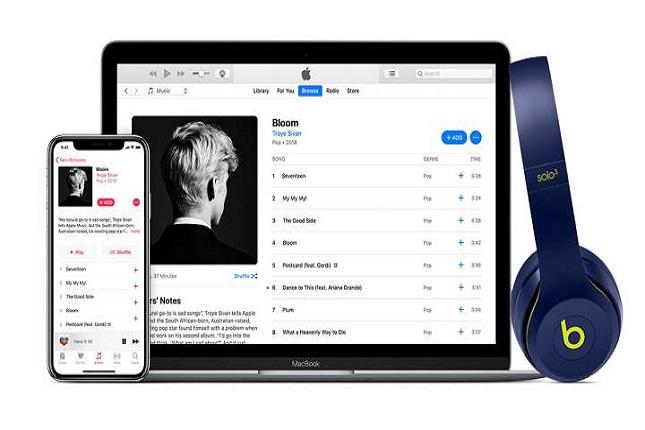 Apple Music estrena nueva versión web para navegador