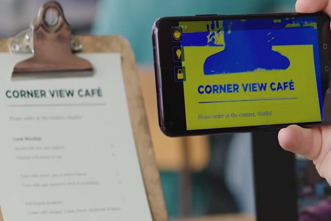 Honor diseña nueva app para personas con discapacidad visual