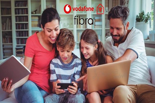 Vodafone añade nueva tarifa ilimitada para hogares sin ADSL o fibra