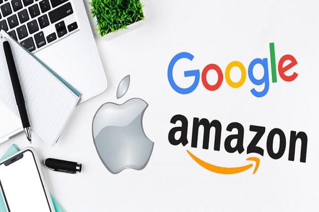 Apple, Google y Amazon se posicionan como las marcas más valiosas