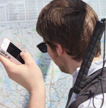 Google Maps añade función para guiar a ciegos por indicaciones de voz