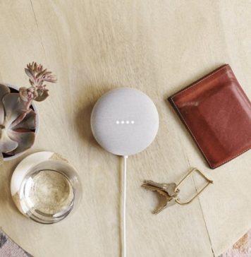 Google Nest Mini se renueva para ofrecer una experiencia menos intrusiva