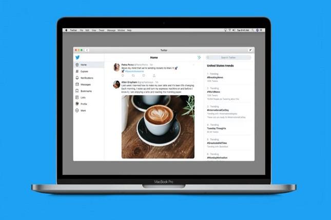 Twitter vuelve a estar disponible para macOS Catalina