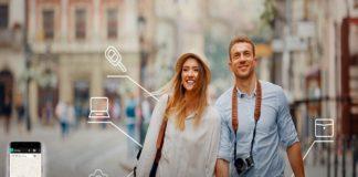 Vodafone diseña el localizador inteligente V-Multi Tracker