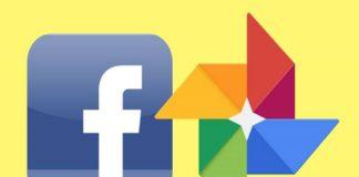 Facebook permite pasar las imágenes y vídeos a Google Fotos