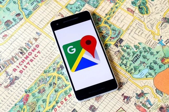 Google Maps añade la eliminación masiva de datos de la función Cronología