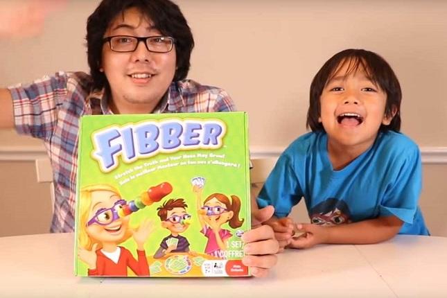 Los niños youtubers consiguen ser los mejor pagados en YouTube este año