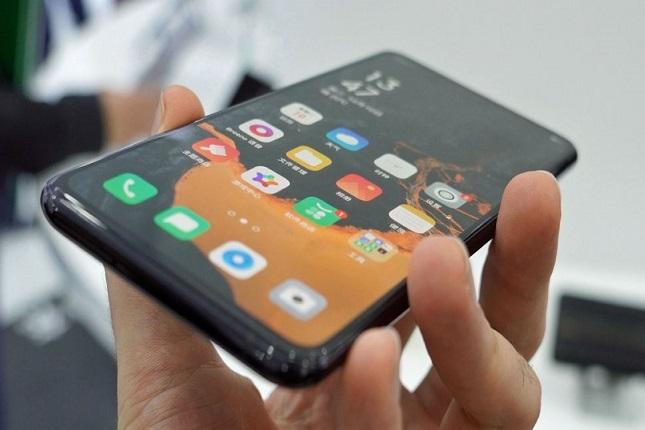 Oppo diseña smartphone sin botones de volumen, puertos y con cámara frontal oculta