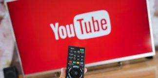 YouTube incluye las búsquedas por voz en la versión para televisores