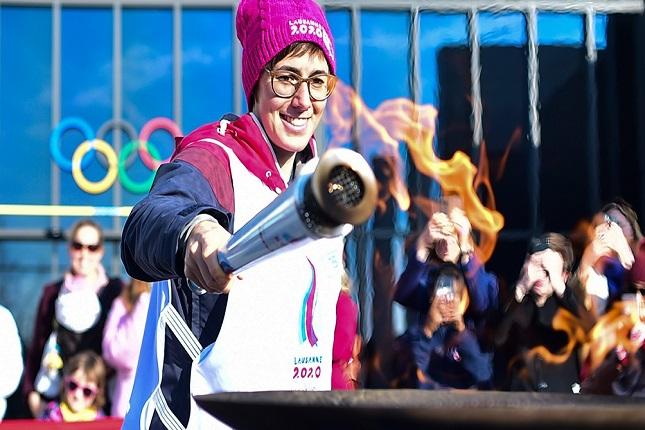 AliExpress presenta nueva campaña para fomentar JOJ de Invierno Lausana 2020