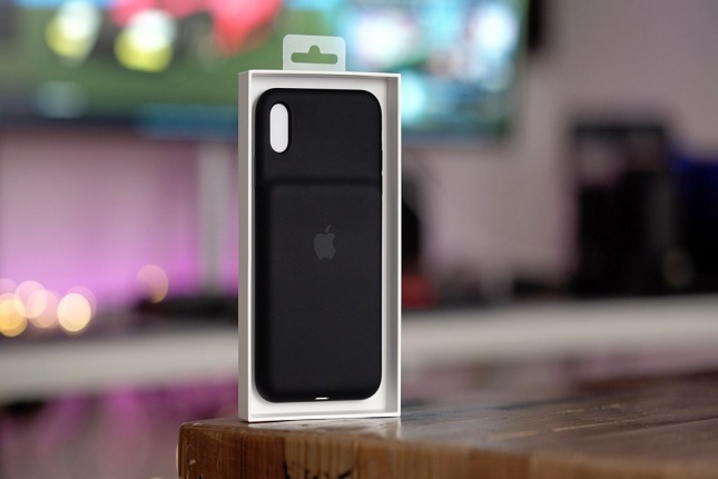 Apple cambiará la funda Smart Battery de los iPhone XS y XR
