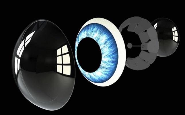 Mojo Vision diseña lentillas