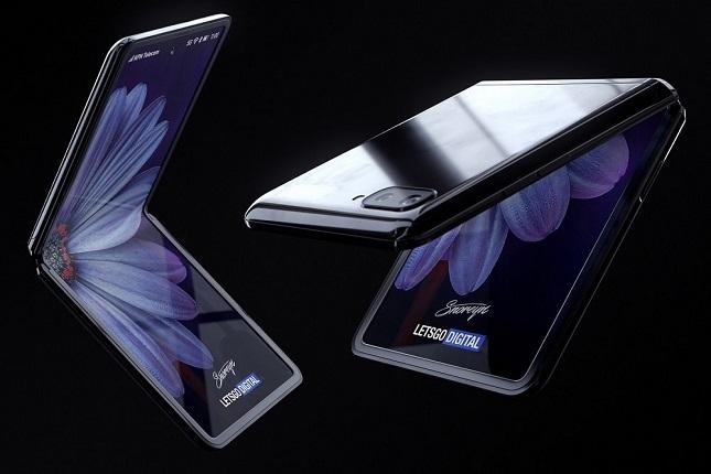 Samsung Galaxy Z Flip salta al mercado con una pantalla plegable vertical