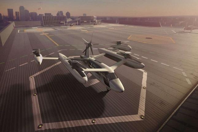 Uber estrenará los viajes aéreos compartidos para 2023