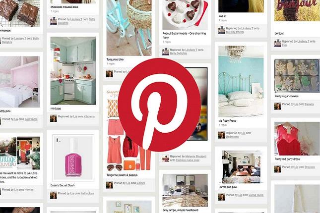 Pinterest amplía su influencia al contar con 335 millones de usuarios activos al mes