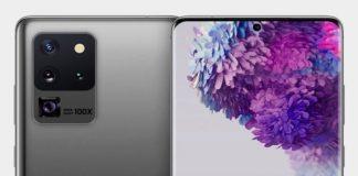 Samsung da a conocer el Galaxy S20 Ultra antes del MCWC