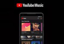 YouTube Music ya muestra la letra de las canciones