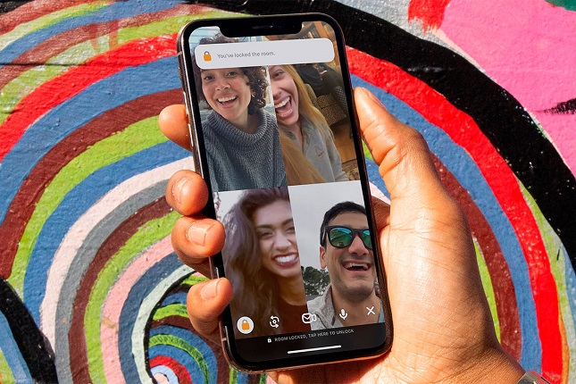Aplicaciones que ayudan a mantener el contacto con la familia durante confinamiento