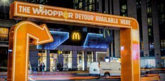 Burger King se posiciona como la marca más creativa del mundo