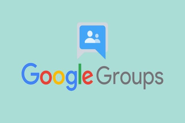 Google actualizará su servicio Grupos con nuevas funciones