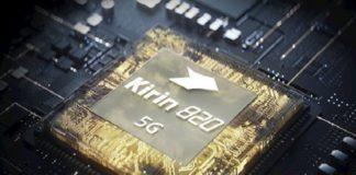 Huaweiha dado a conocer su nuevo procesador Kirin 820 5G