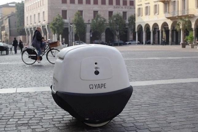 Servicios de food delivery evolucionarán con ayuda de la robótica