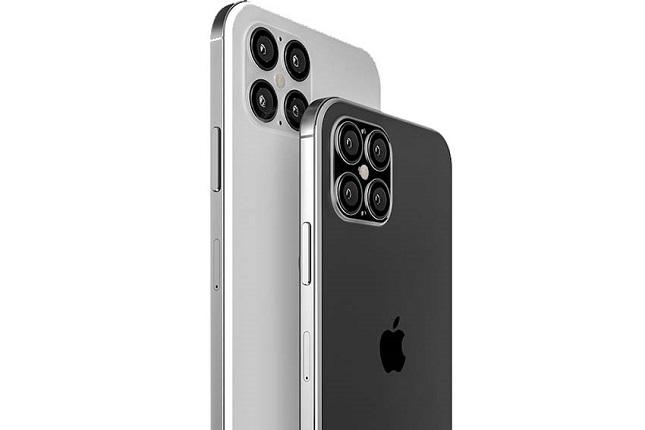 Apple proyecta un diseño con bordes planos de acero para el iPhone 12
