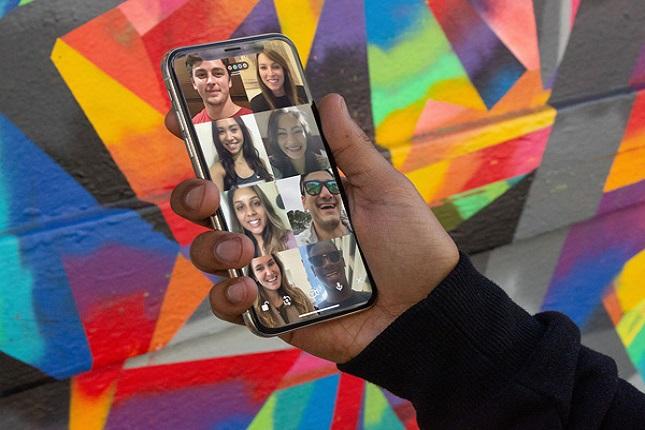 Google Duo ahora admite hasta 12 personas en sus videollamadas grupales
