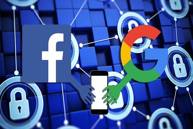 Google y Facebook controlan la publicidad en aplicaciones móviles