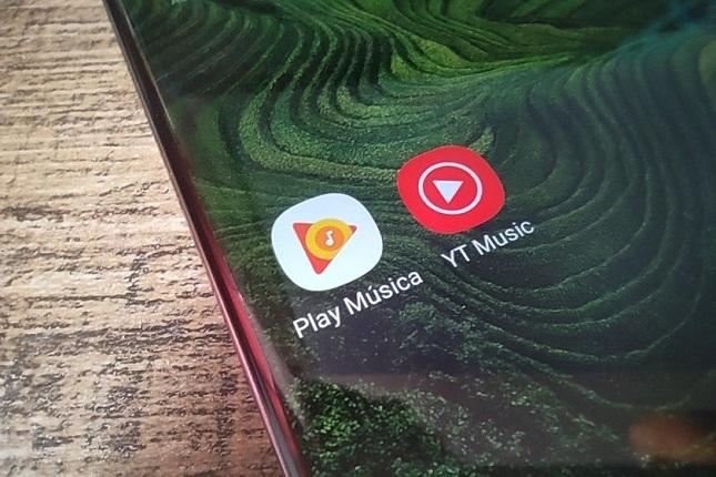 Google Play Music dejará de funcionar este año, pero permitirá transferir bibliotecas