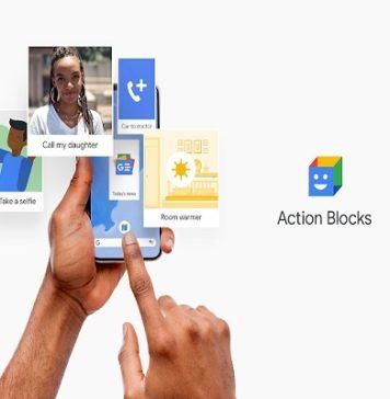 Google mejora su accesibilidad con la app Action Blocks