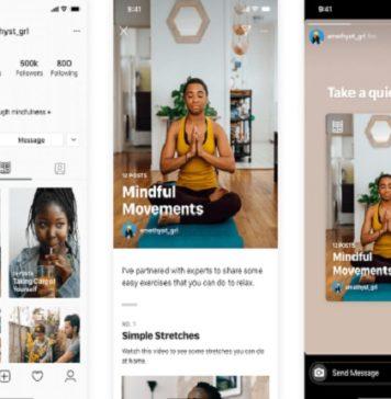 Instagram presenta Guides, una nueva forma de navegar por su plataforma