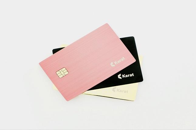 Karat Black Card, la nueva tarjeta de crédito para influencers